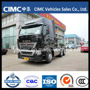 Sinotruk HOWO T7h 6X4 440HP Tractor Truck pictures & photos