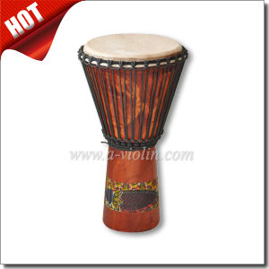 Rope Djembe Drum/Wooden Djembe Drums (ADM10TB2) pictures & photos