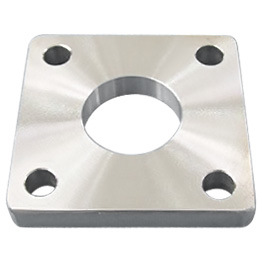 Alloy Forged Square Flanges Pn40 FF pictures & photos