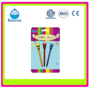 Color Crayon with Animal Top pictures & photos