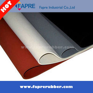 Viton Rubber Flooring Mat/Industrial Viton Sheet/Rubber Flooring Mat. pictures & photos