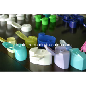 Flip Top Cap Mould/Mold (JT056)