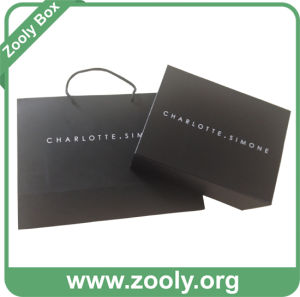 Printed Rigid Paper Gift Box with Card Paper Bag pictures & photos