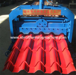 Wall Panel Glazed Tile Cold Roll Forming Machine pictures & photos