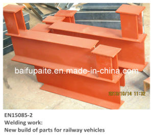 Railway Vehicle Metal Sheet Works pictures & photos