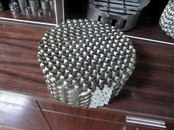 Perforated Plate Corrugated Packing (125Y, 250Y, 350Y, 500Y, 125X, 250X, 350X, 500X) pictures & photos