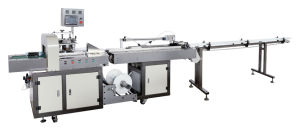 Donghang Automatic Cup Packaging Machine Dh-560 pictures & photos