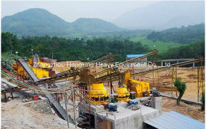 Reasonable Design Stone Crushing Plant 50-500t/H pictures & photos