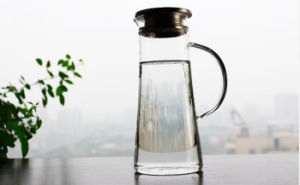Glassware Kitchen Equimpment Water Pot Drinking Glass Tea Pot pictures & photos