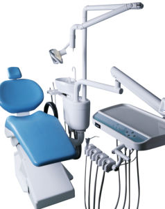 China Good Quality Leather Dental Unit Dental Equipment pictures & photos