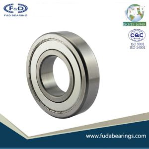 High Precision F&D Bearing Chrome Steel Ball Bearing 6000 6201 6300 Series pictures & photos