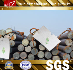 Ss400 Hot Rolled Steel Round Bars pictures & photos