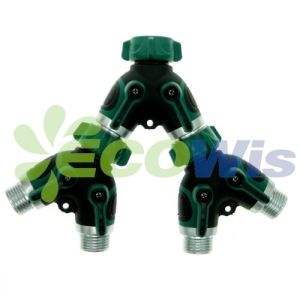 Garden Hose Y Connector Splitter China Manufacturer pictures & photos