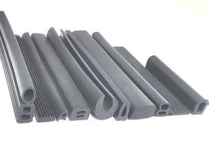 (silicone, NBR, nr, SBR, PVC) EPDM Rubber Foam Profile