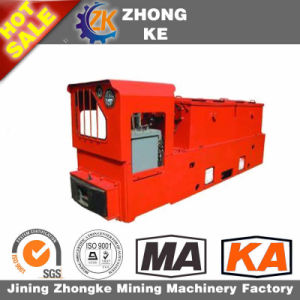 Mining Electric Trolley Locomotive for Subway