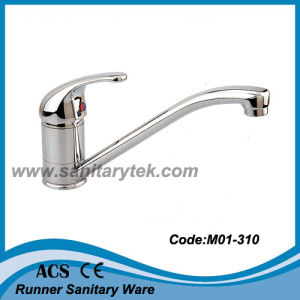 High Quality Kitchen Sink Faucet / Sink Mixers (M01-310) pictures & photos