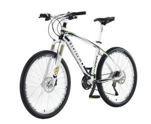 """Aluminum Mountain Bike, 26"""" 30sp, White pictures & photos"""