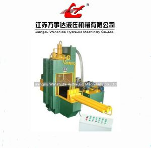 Patented Cylinder Shredding Press Machine pictures & photos
