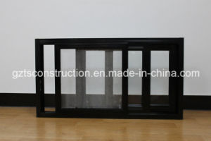 Aluminium Frame Sliding Glass Window with Mosquitonet pictures & photos