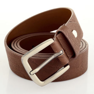 India Men′s PU Leather Cheap Belt (RS-150232) pictures & photos