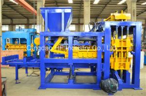 Automatic Hydraulic Pressure Concrete Block Making Machine Brick Making pictures & photos