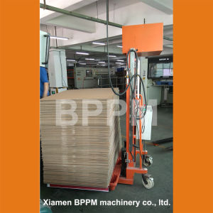 Full Automatic Paper Lifter for Die Cutting pictures & photos