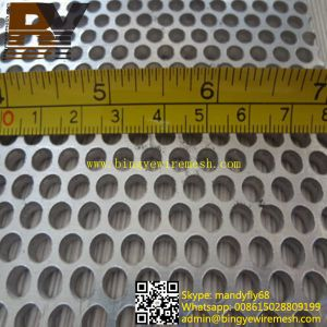 Decorative Protecting Mesh Rectangle Perforated Sheet pictures & photos