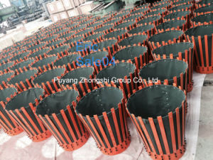 Oilwell Cementation Equipment Cementing Petal Basket pictures & photos
