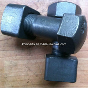 M20*55 Track Bolt&Nut (20Y-32-11210) pictures & photos