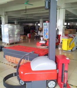 Yupack New Condition Automatic Robot Wrapping Machine/Self-Winding Machine pictures & photos