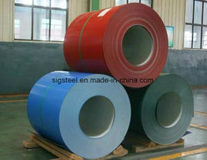 Dx51d Color Coated Roofing Steel Sheet and Sheet in Coils pictures & photos