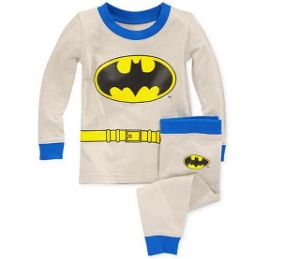 Toddler Boys′ 2-Piece Fitted Cotton Pyjamas