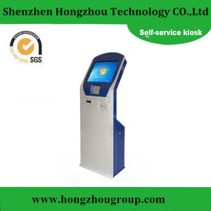 Competitive Price Cinema Self Service Ticket Kiosk pictures & photos