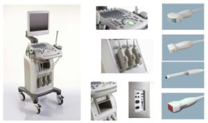 3D Color Doppler Ultrasound Machine pictures & photos