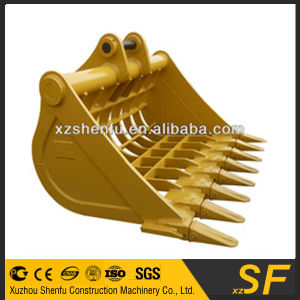 Skeleton Bucket/ Sifting Bucket for 20t Excavator pictures & photos