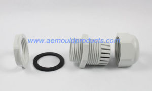 Plastic Mould for Electric Plastic Cable Gland/Wire Connector pictures & photos