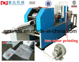 Disposable Paper Napkin Making Machine pictures & photos
