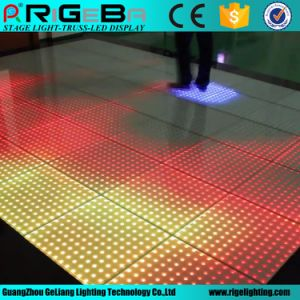 Wedding Party Light Digital Interactive LED Disco Dance Floor pictures & photos