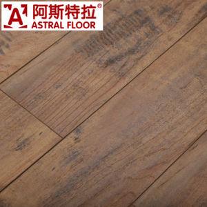 8mm/12mm Wooden Laminate Flooring, Waterproof AC3 AC4 E1 HDF Laminate Flooring pictures & photos