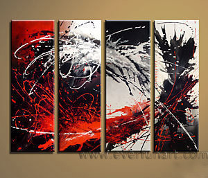 Modern Abstract Art Oil Painitng on Canvas (XD3-136) pictures & photos