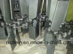 Scraper Conveyor Chain with Flight for Conveyor pictures & photos