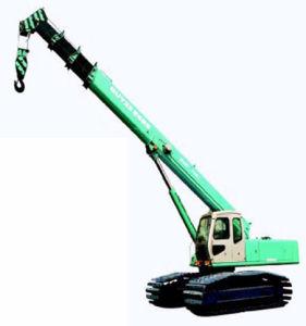 Telescopic Crawler Crane (QUY25)