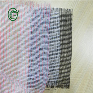 Sb3210 Woven Fabric PP Secondary Backing for Carpet (Green) pictures & photos