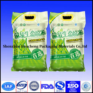 Plastic Bag for Rice 50kg pictures & photos