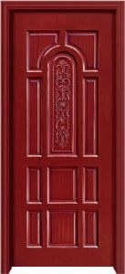 Solid Wooden Door / Interior Door Manufacturer (E2-02)