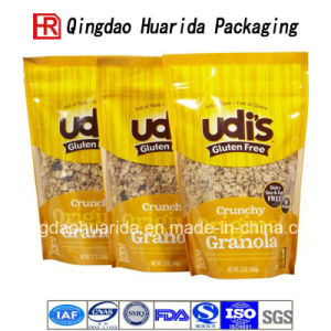 Stand up Promotion Tortilla Pouch Plastic Snack Food Bag pictures & photos