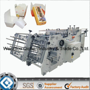 High Quality Cardboard Box Making Machine with CE Approval (QH9905)