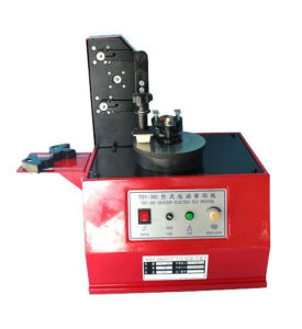 Cheap Price Small Business Desktop Ink Pad Printing Machine (TDY-380)