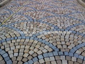 Natural Granite/Basalt/Tumbled Cobble/Cube/Cubic Paving Stone / Paver Stone for Landscape, Garden pictures & photos
