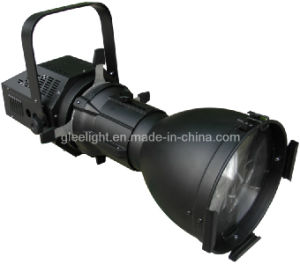 150W / 120W COB White LED Profile Beam Spotlight / Ellipsoidals Gobo Projector